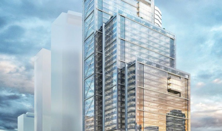 Allied-RioCan's Toronto Complex Lands Index Exchange as a Tenant