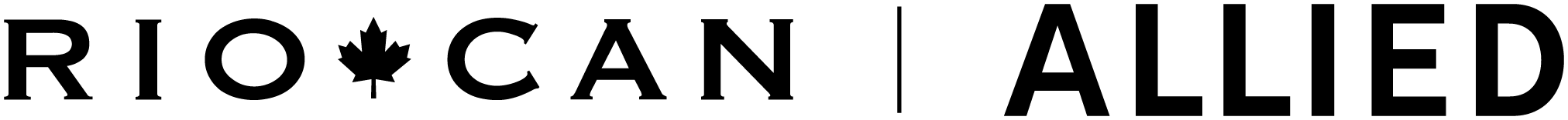 Riocan and Allied logo